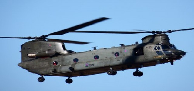 IAF commissions four battle-hardened Chinook helicopters in its fleet