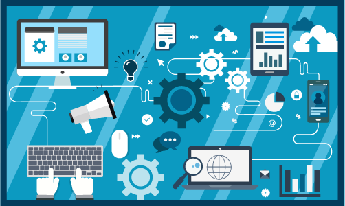 Open-source Content Management System(Open-source CMS)  Market: Qualitative Analysis of the Leading Players and Competitive Industry Scenario, 2025